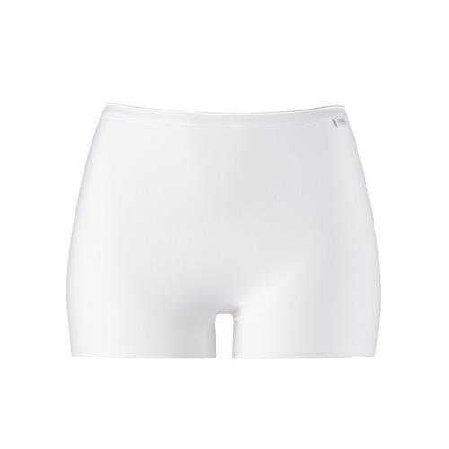 Avena Damen Pagen-Formslip Weiß