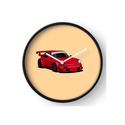 Sportwagen Uhr