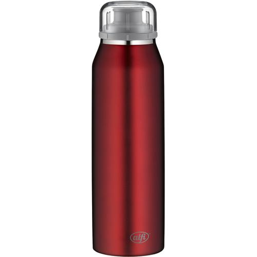 Alfi Thermoflasche Pure, 500 ml rot Campinggeschirr Camping Schlafen Outdoor