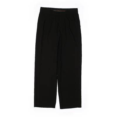 Elite Dress Pants: Black Bottoms...