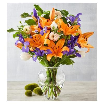 Spring-Themed Mixed Bouquet