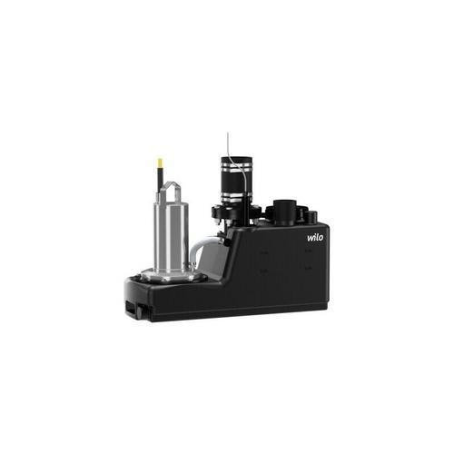 WILO DrainLift SANI-S.11T/1, 400 Volt Hebeanlage Abwasserhebeanlage inkl. Rückschlagventil 2549901