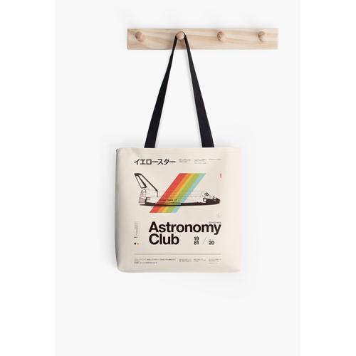 Astronomie-Club Tasche