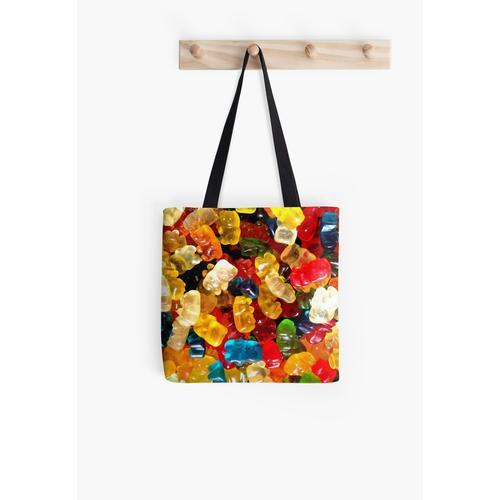 Haribo-Bären Tasche