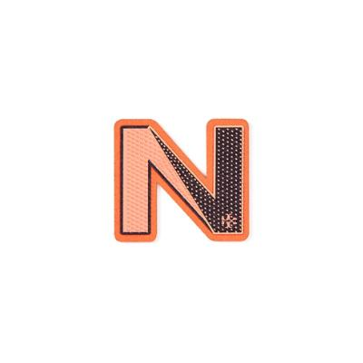 Tory Burch Initial Sticker, N Orange / Tory Navy