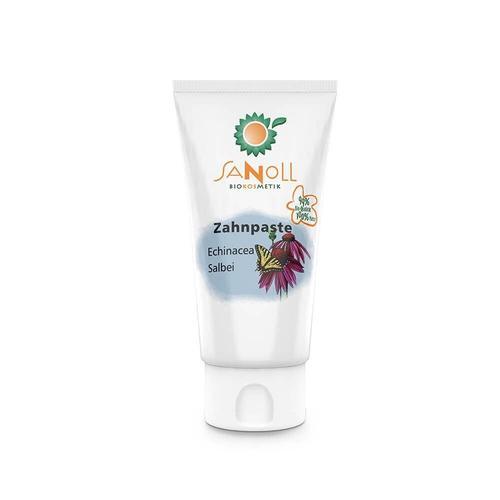 Sanoll Echinacea Salbei - Zahnpaste 75ml Zahnpasta 75.0 ml