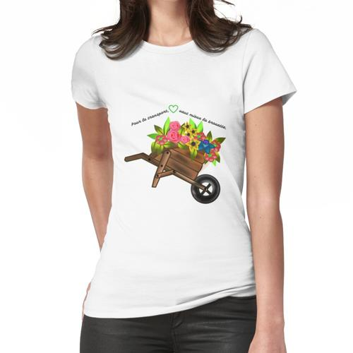Kaamelott, für den Transport ist besser Schubkarre. Frauen T-Shirt