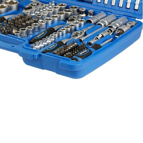 Bgs Werkstattwagen-einlage-böden Schraubenschlüssel +sw-stahl Steckschlüssel-set