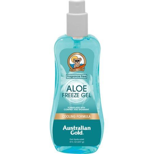 Australian Gold Sunscreen Aloe Freeze Spray Gel 237 ml After Sun Gel