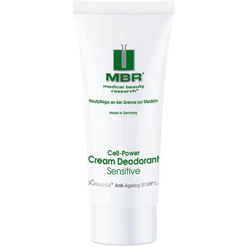 MBR BioChange Anti-Ageing Cream Deodorant Sensitive 50 ml Deodorant Creme
