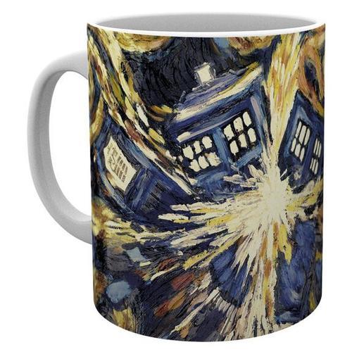Doctor Who Exploding Tardis Tasse - multicolor - Offizieller & Lizenzierter Fanartikel