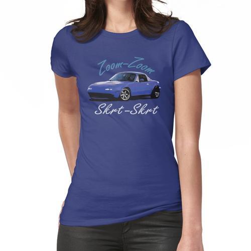 Miata - Zoom Zoom Frauen T-Shirt