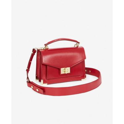 The Kooples Mini-Tasche Emily Iconic Modell karminrot