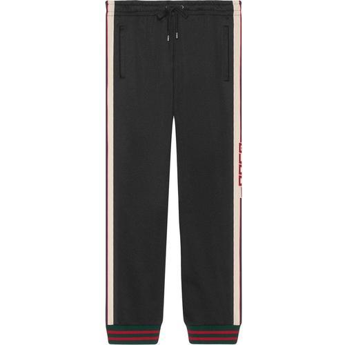 Gucci Hose aus technischem Jersey