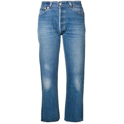 Re/done 'Stove Pipe' Jeans
