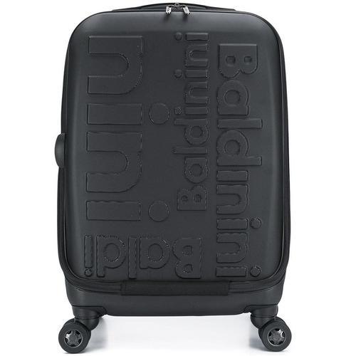Baldinini Reisekoffer mit Logo-Prägung