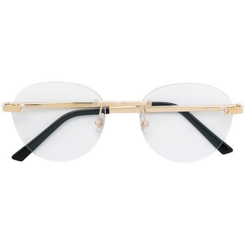 Cartier Rahmenlose Brille