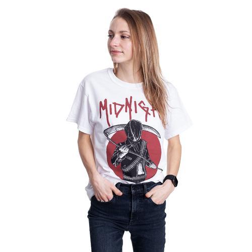 Midnight - Athenar White - - T-Shirts
