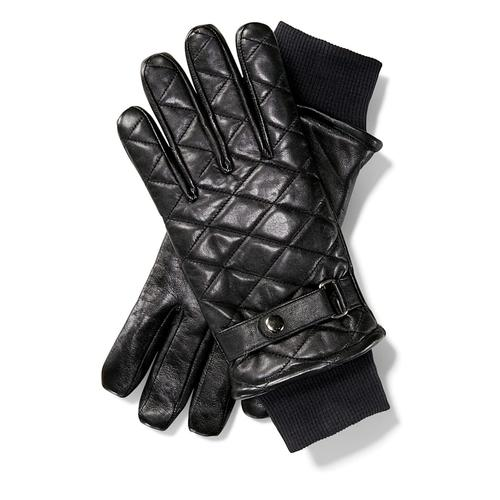 Lederhandschuhe BABISTA schwarz