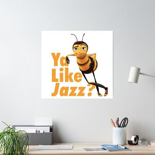 Ya Like Jazz Poster