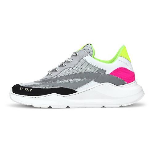 STOKTON, Chunky-Sneaker in hellgrau, Sneaker für Damen Gr. 38