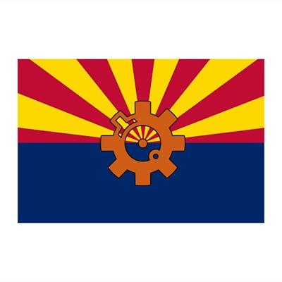 Ar15.Com Patches - Arizona Velcr...