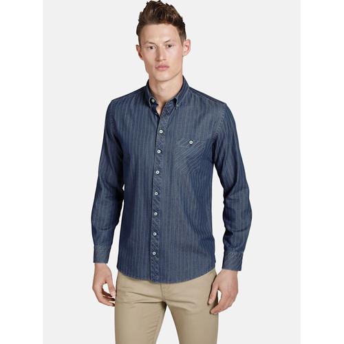 Shirtmaster Hemd greenwaters Shirtmaster blau