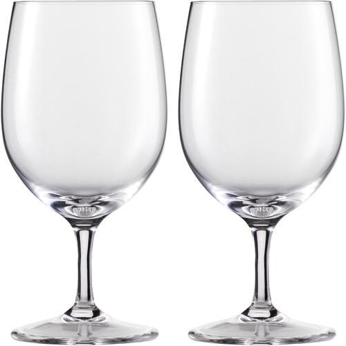 Eisch Glas Jeunesse, (Set, 2 tlg.), (Wasserglas), bleifreies Kristallglas, 230 ml farblos Kristallgläser Gläser Glaswaren Haushaltswaren