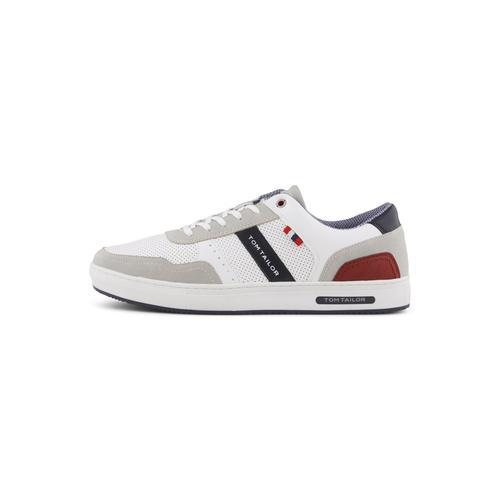 TOM TAILOR Herren Sneaker, blau, Gr.41