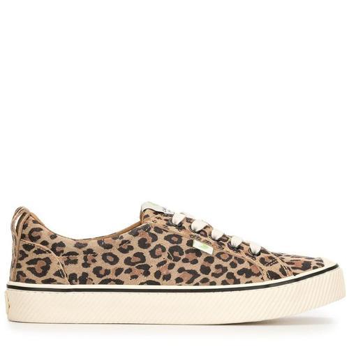 CARIUMA 'OCA' Sneakers mit Leoparden-Print
