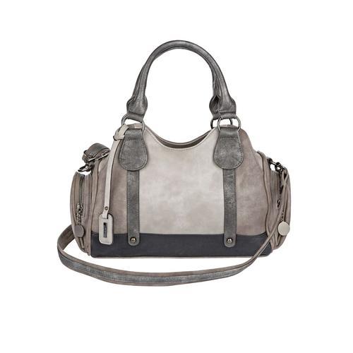 Handtasche Rieker grau-kombi