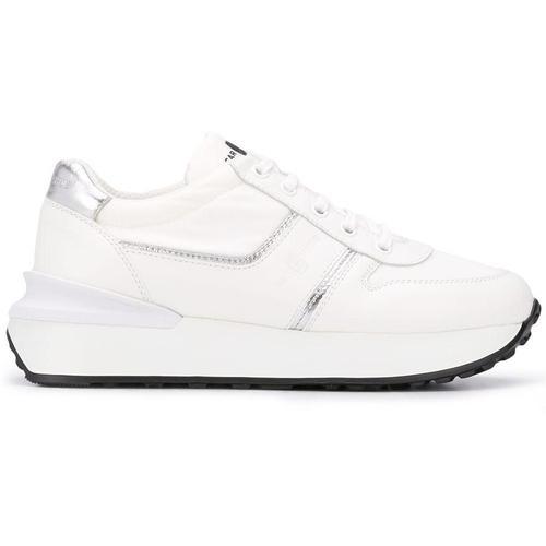Car Shoe Flache Sneakers