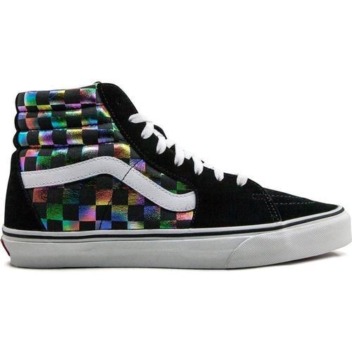 Vans 'Sk8-Hi' Sneakers mit Schachbrettmuster