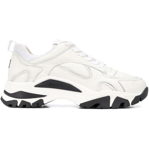 AMI Sneakers mit breiter Sohle