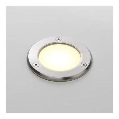 Astro Lighting - Terra 42 LED Ground Spotlight / Light for Exterior / Outside Lighting - Chrome