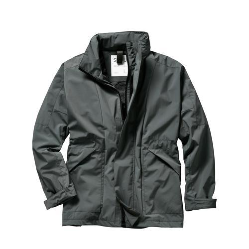 Mey & Edlich Herren Wide Jacket atmungsaktiv grau 46, 48, 50, 52, 54, 56
