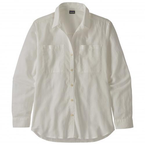Patagonia - Women's LW A/C Buttondown - Bluse Gr XS grau