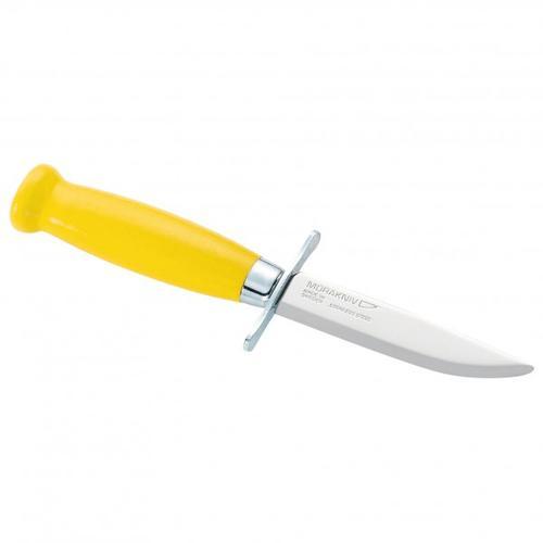 Morakniv - Kindermesser - Messer Gr 7,6 cm gelb