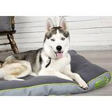 Scruffs Eco Slimline Mattress Dog Bed, Grey, Large