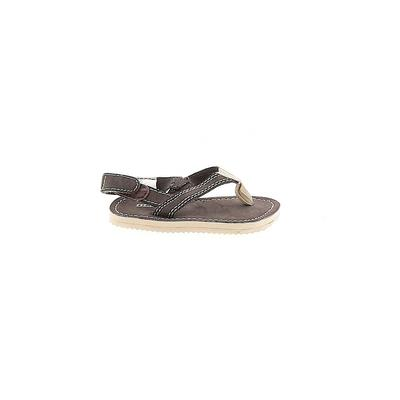 Old Navy Sandals: Brown Solid Sh...