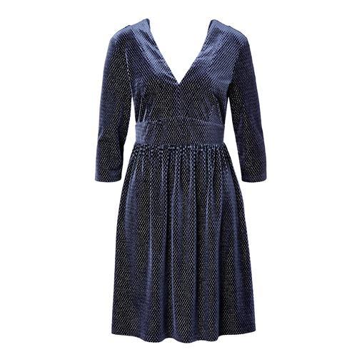 Kleid SIENNA Dunkelblau