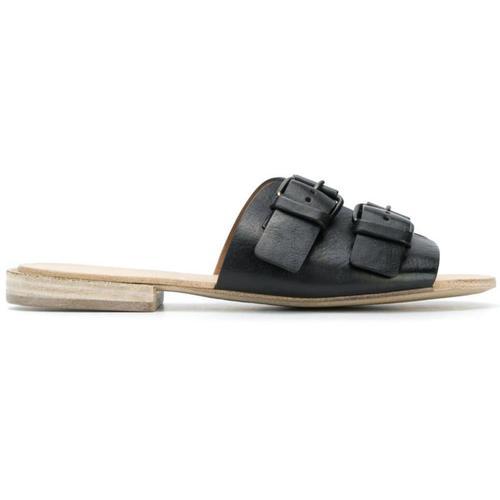 Marsèll Flache Sandalen mit Schnallen