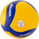 Mikasa V330W Volleyball in gelb-...