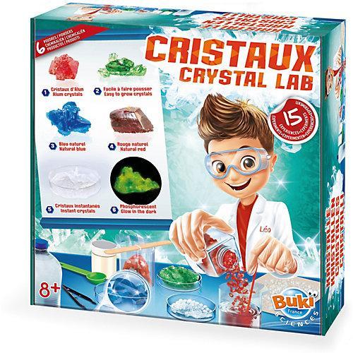 Kristalle - 15 Experimente