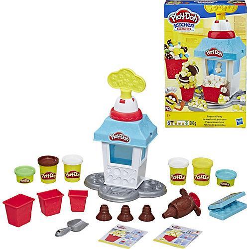 Play-Doh Knet-Set Popcorn-Maschine