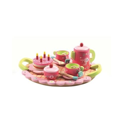Rollenspiel - Lili Rose's Tee Party bunt