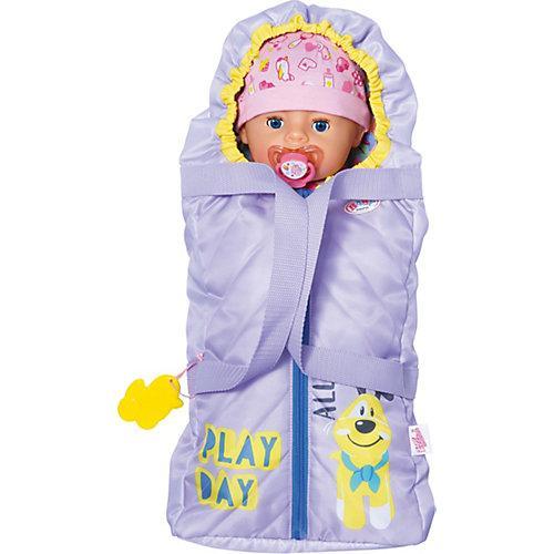 BABY born® Schlaf- und Tragetasche