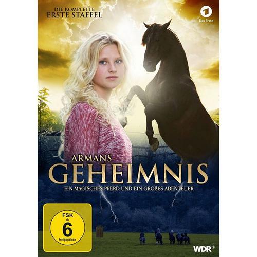 DVD Armans Geheimnis - Season 1 Hörbuch