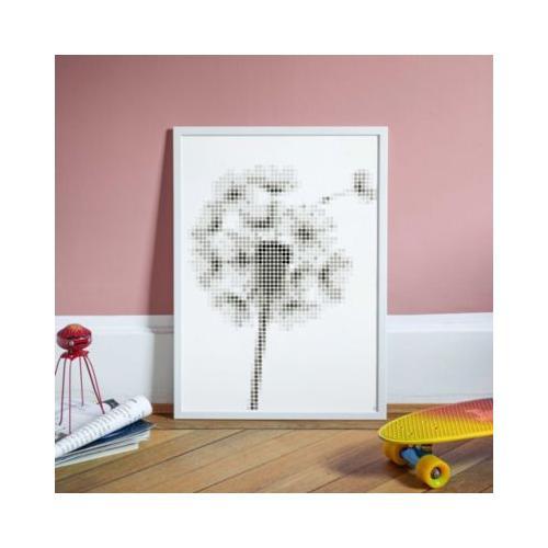 dot on art - pusteblume, 50 x 70 cm