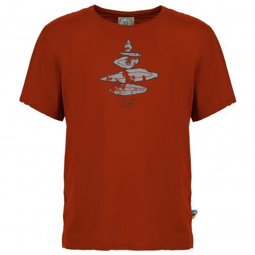 E9 - Equilibrium - T-Shirt Gr XS rot